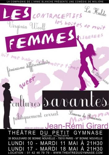 Femmes savantes, JR G.jpg