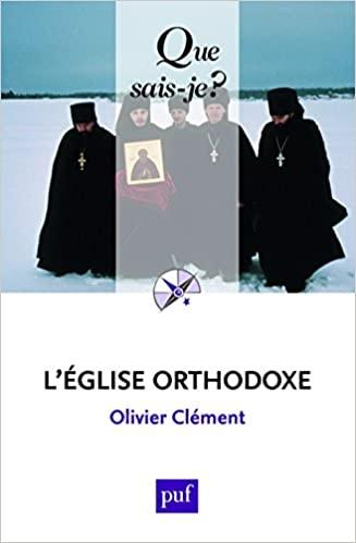 Olivier Clément, l'Eglise orthodoxe.jpg