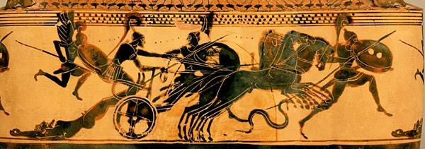rachel bespaloff,achille,mort d'hector,iliade,homère
