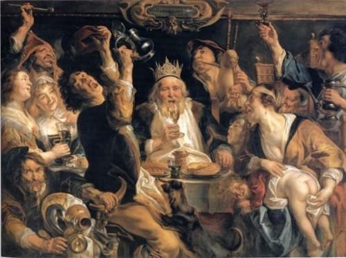 Le roi boit, Jacob Jordaens.jpg