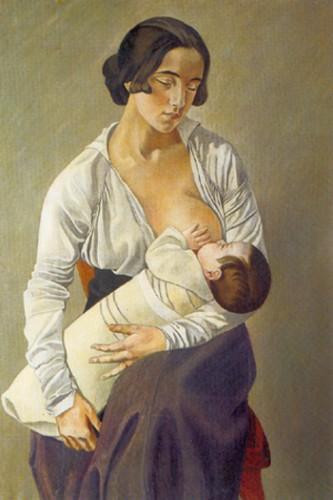 maternité, gino severini.jpg