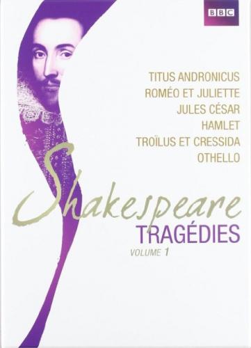 shakespeare,integrale bbc,édition française,vostf,titus andronicus,jules césar,troilus et cressida,jean-louis curtis