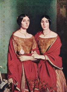 Les deux soeurs, Chassériau.jpg