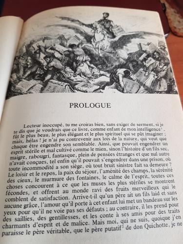 cervantès,don quichotte,louis viardot,mimétisme,moulins,histoire d'andré