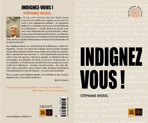 stephane hessel,indignez-vous,jamel debbouze,de l'indignation,jean-françois mattéi