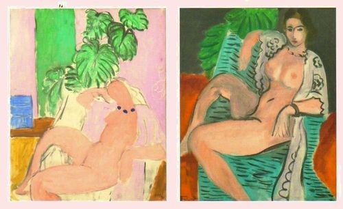 matisse,paires et séries,expo,beaubourg,centre pompidou,philippe muray,la gloire de rubens,peinture,critique,simon leys