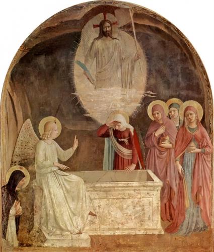 benoît xvi,théologie,jésus de nazareth,voici quel est notre dieu,semaine sainte,rameaux,vendredi saint,résurrection,pâques,christianisme,catholicisme,rembrandt,greco,vinci,bosch,fra angelico
