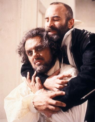 shakespeare,henri fluchère,daniel sibony,orson welles,anthony hopkins,bob hoskins,bbc 1981