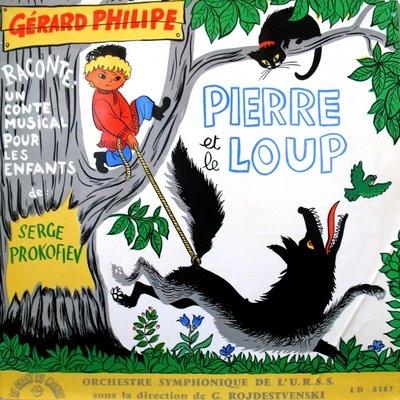 Pierre et le loup par gérard philippe.jpg