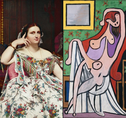 Picasso, Ingres.jpg