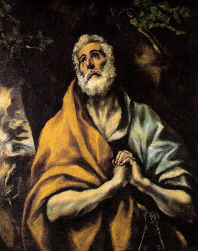 rémi brague,du dieu des chrétien et d'un ou deux autres,el greco