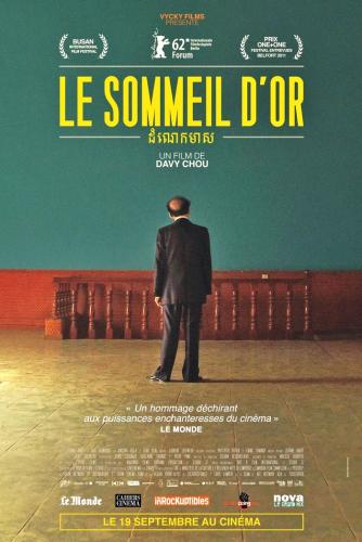 le sommeil d'or,chou davy,cinéma cambodgien,pol poth,mémoire du monde