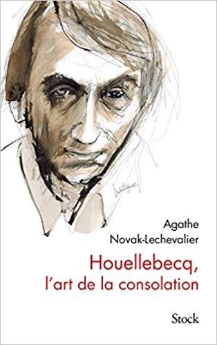 agathe novak-lechevalier,michel houellebecq,l'art de la consolation,sérotonine,lucrèce,de rerum natura