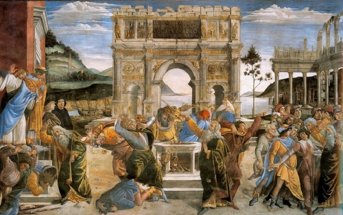 bible,pantateuque,moïse,aaron,sephora,serpent d'airain,âne de balaam