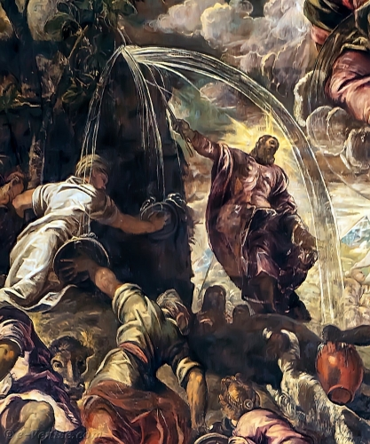exode,moïse,aaron,décalogue,arche d'alliance,cecil b. demille,dix commandements