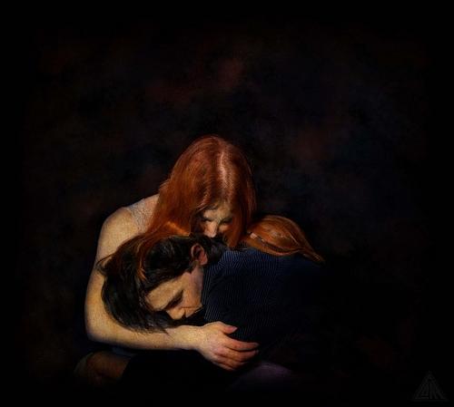 musée d'orsay,l'ange du bizarre,romantisme noir
