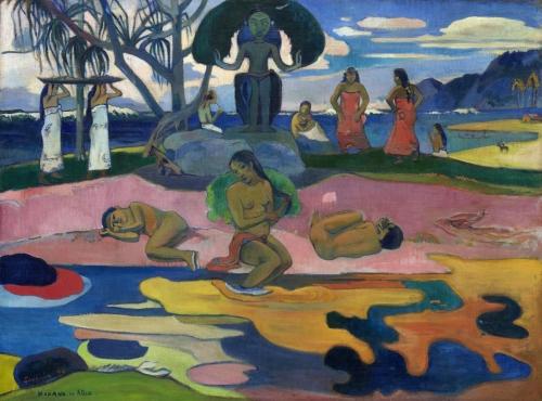 musée d'orsay,gauguin,origine du monde,revisionnage,révisionnisme,laure murat,néoféminisme