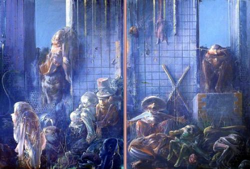 kierkegaard,reprise,conversion,rechute,église saint léon,dado
