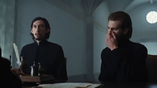 martin scorsese,la dernière tentation du christ,silence