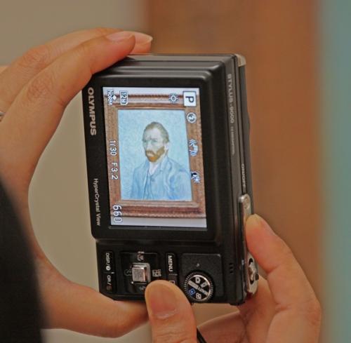 musée,interdictions de photos,photos pour tous