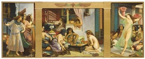 Ramses dans son harem.jpg