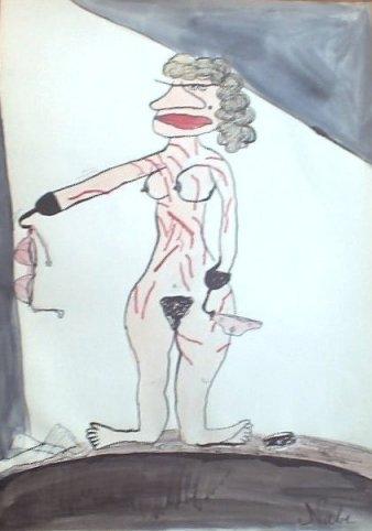 nabe, femme au crochet.jpg